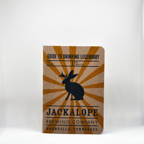 Jackalope Beer Journal